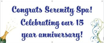 Help us celebrate our 15 year Anniversary by donating to our favorite charity, March of Dimes