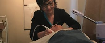 Employee Spotlight- Saying goodbye to our Esthetician Elmira Yevdokimov